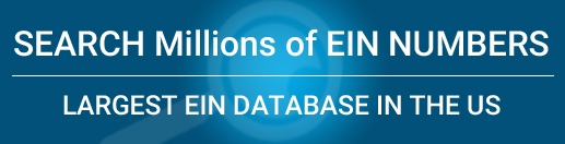 457,667 Users. Search 16 Million Employers. Largest EIN Database in the USA.